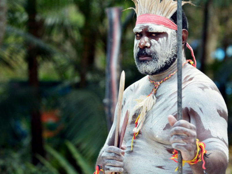 Northern Territory traditional Owner
