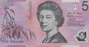 the current 45 note