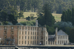 Heritage Buildings at Port Arthur