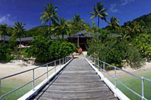 Fitzroy Island Jetty