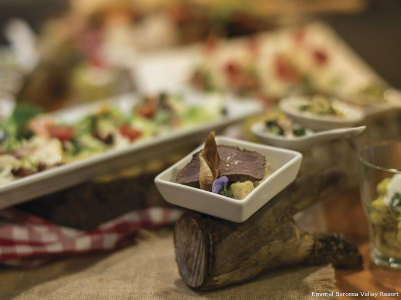 Fine Dining at Novotel Barossa Valley Resort