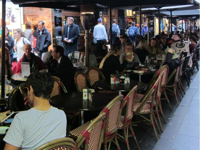 Best Restaurants To Take Visitors In Melbourne