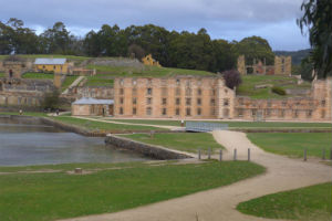view of Port Arthur