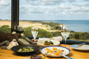Food and Wine on Kangaroo island