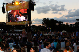 Crowd at Tropfest 2013
