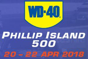 Supercar Phillip Island logo