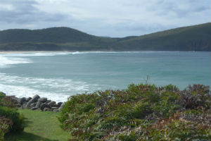 Lighthouse Bay Cape Bruny