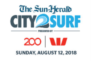 Sun Herald City to Surf logo