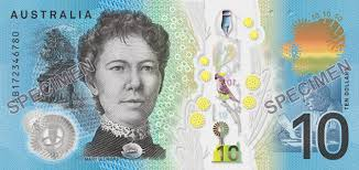 Australian Currency   Who are the people on the Australia $ notes